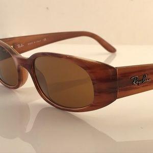 Ray-Ban Sunglasses Side Street Brown RB2129 938